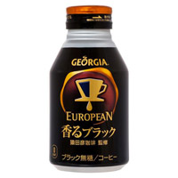 ジョージアヨーロピアン香るブラック