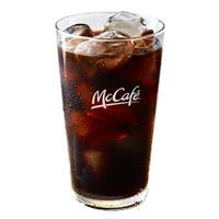 マクドナルドのアイスコーヒー