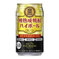 タカラ樽熟成焼酎ハイボール
