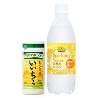いいちこ&炭酸レモン