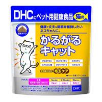 DHC 猫用 国産 かるがるキャット