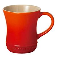 ル・クルーゼ ストーンウェアマグカップ