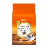 UCC おいしいカフェインレスコーヒー ドリップコーヒー