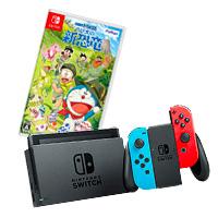 NintendoSwitch ドラえもん のび太の新恐竜