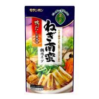 モランボン 菜の匠 ねぎ南蛮鍋用スープ