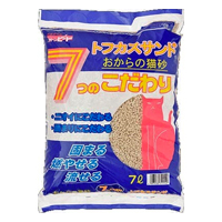 猫砂 トフカスサンド